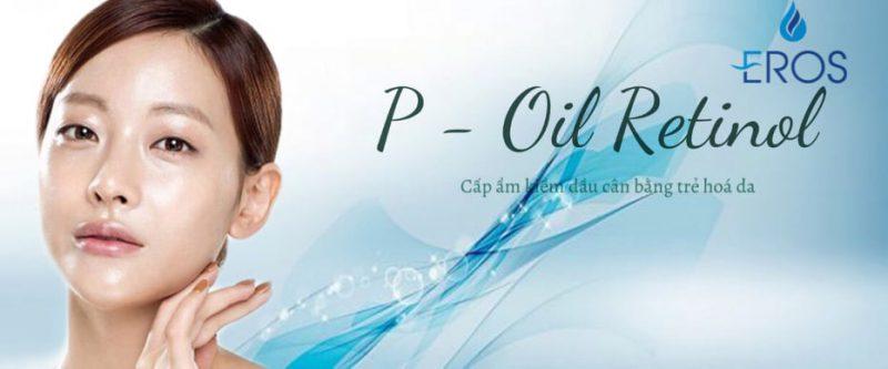 Công nghệ P Oil Retinol